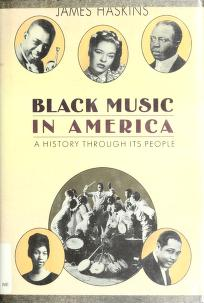 Cover of: Black music in America | James Haskins