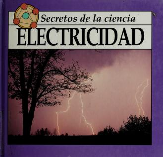 Cover of: Electricidad | Jason Cooper