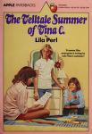 Cover of: The Telltale Summer of Tina C.